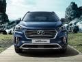 2017 Hyundai Grand Santa Fe Front