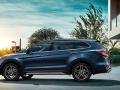 2017 Hyundai Grand Santa Fe Side