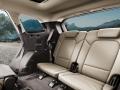 2017 Hyundai Grand Santa Fe back seats