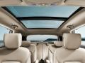 2017 Hyundai Grand Santa Fe interior panoramic roof