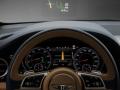 2017 Bentley Bentayga dashboard