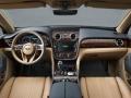 2017 Bentley Bentayga interior front