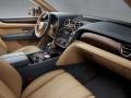 2017 Bentley Bentayga interior side