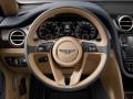 2017 Bentley Bentayga steering wheel