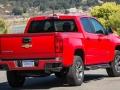 Exterior 2017 Chevrolet Colorado rear side
