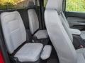 Interior 2017 Chevrolet Colorado back side