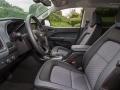 Interior 2017 Chevrolet Colorado front side