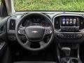 Interior 2017 Chevrolet Colorado front