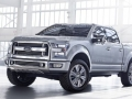 2017 Ford Atlas exterior