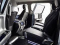 2017 Ford Atlas interior backseats