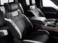 2017 Ford F150 Raptor seats