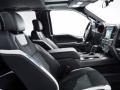 2017 Ford F150 Raptor side interior