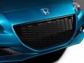 2017 Honda CR-Z grille