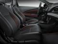 2017 Honda CR-Z interior - side view