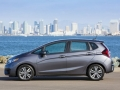 2017 Honda Fit Side view