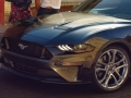2018 Ford Mustang Hood