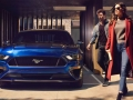 2018 Ford Mustang front end