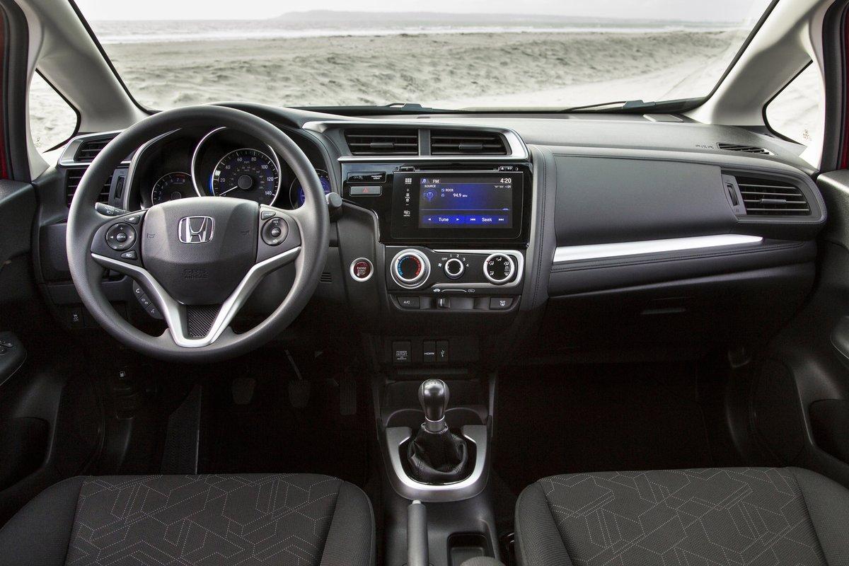 2018 Honda Fit Interior Review Engine Specs Exterior Features