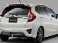 2018 Honda Fit rear