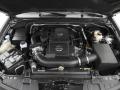 2018 Nissan Frontier Engine