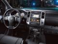 2018 Nissan Frontier Interior