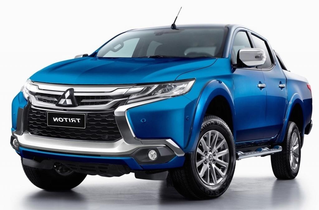 New Mitsubishi Triton 2018 >> 2018 Mitsubishi Triton Rumors Interior Exterior Engine Design