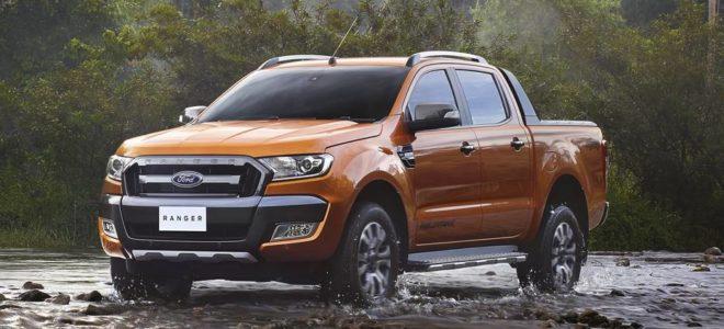 2017 Ford Ranger Sel Price