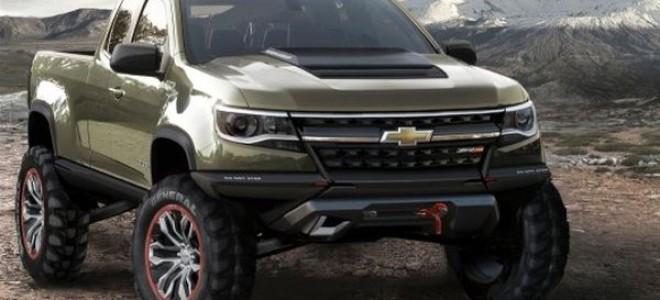 2016 Chevrolet Colorado Zr2 Price