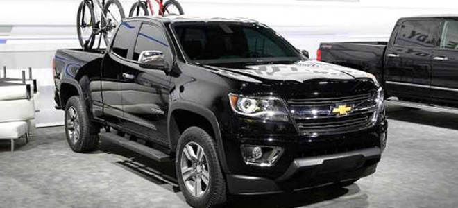 2017 Chevrolet Colorado Review Diesel And Mpg