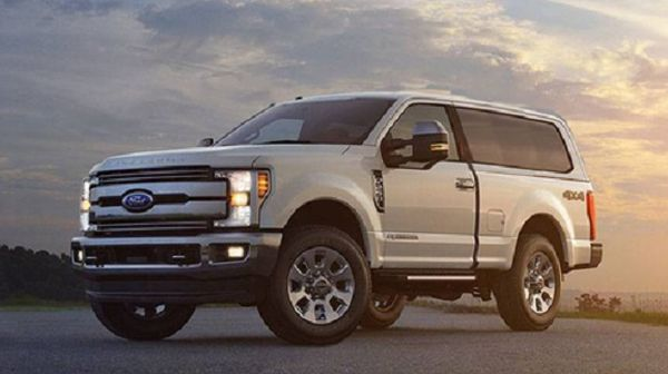 2017 Ford Bronco Price Release Date