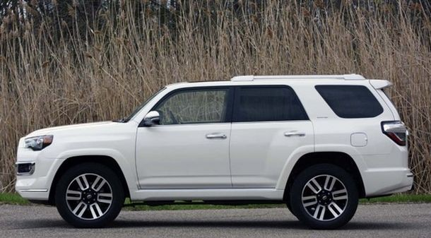 2017 Toyota 4runner Redesign Review Release Date Price