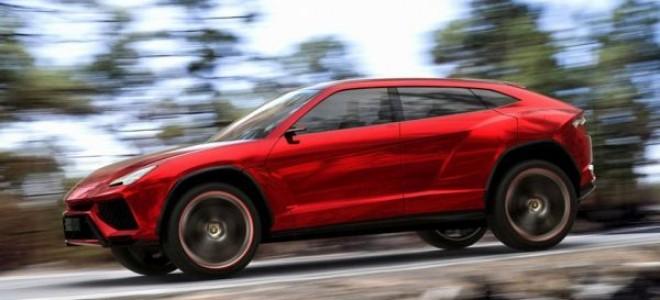 2018 Lamborghini Urus SUV Concept Review Specs - Concept Car