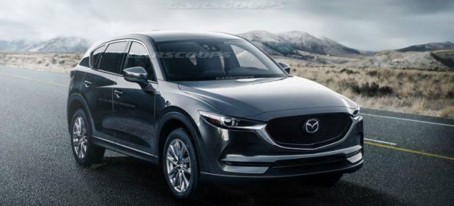 2018 Mazda Cx 5 Redesign Release Date
