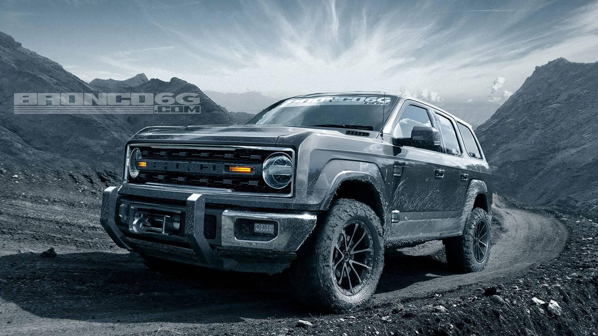 Ford Bronco 2020 Price Interior Exterior Engine Specs Features