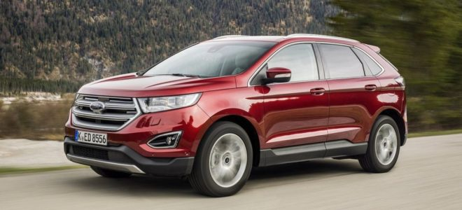 2017 Ford Edge Review Colors Release Date Changes Hybrid